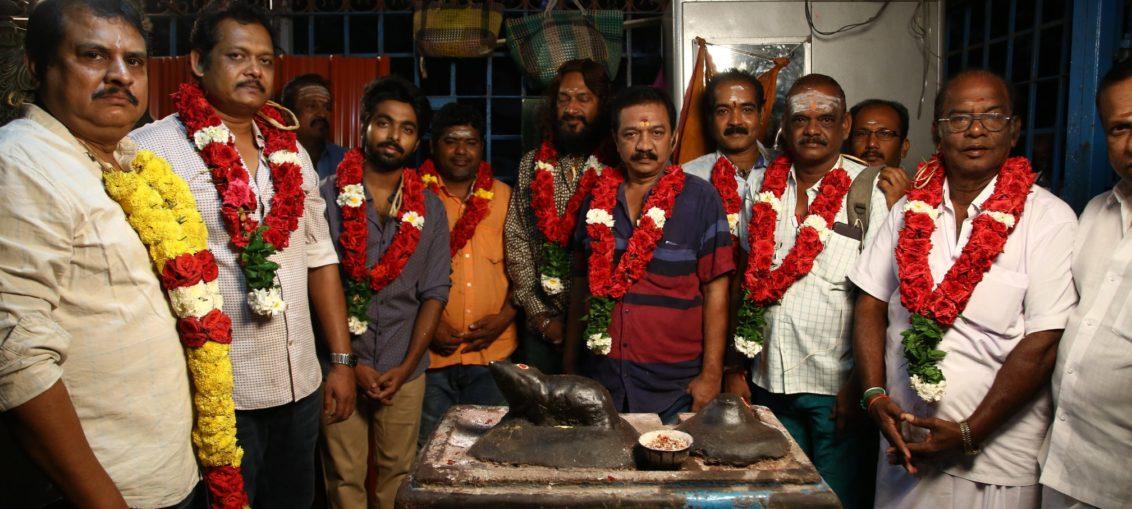 Work on GV Prakash- director Ezhil film begins with a simple