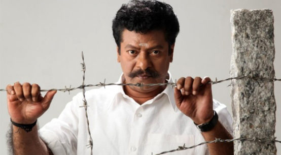 Raj Kiran on Karuppar Kootam video