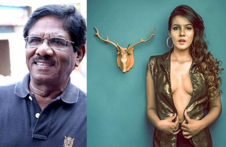 Bharathiraja condemning Meera Mithun