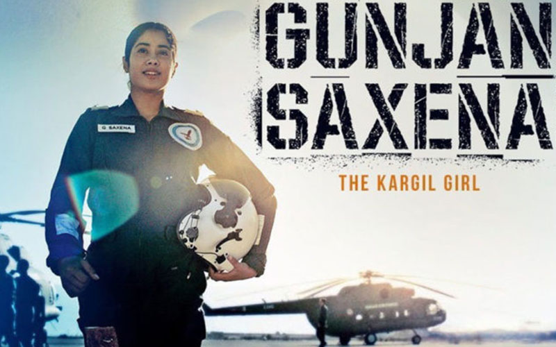 Gunjan Saxena review
