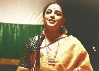 Nithya Menon plays Shailaputri Devi in Gamanam