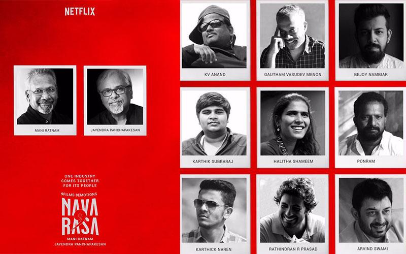 Navarasa to release on Netflix