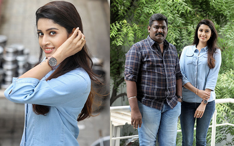 S R Prabhakaran to direct crime thriller with Tanya playing lead