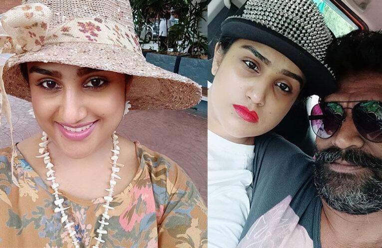 Vanitha Vijaykumar breaks up with Peter Paul