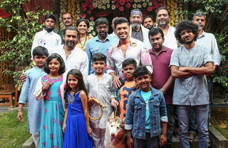 Arnav Vijay to play lead in film