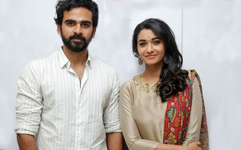 Priya Bhavani Shankar, Ashok Selvan to work together in film by Ravindran