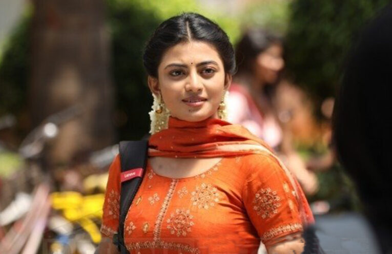 Anandhi to wed tonight